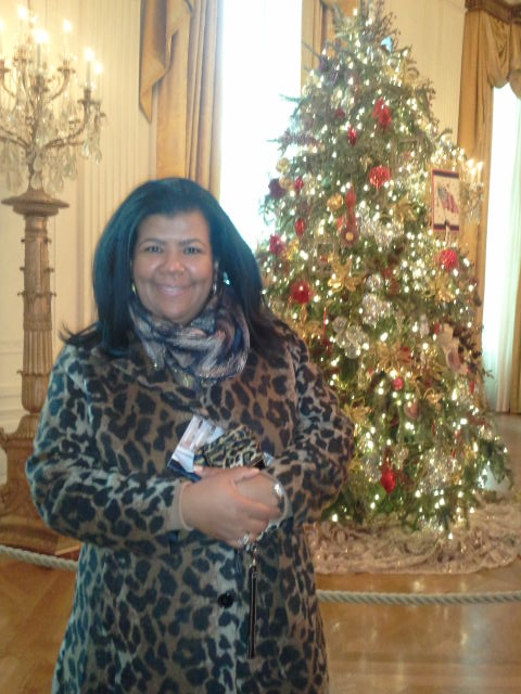 The White House - Christmas 2012