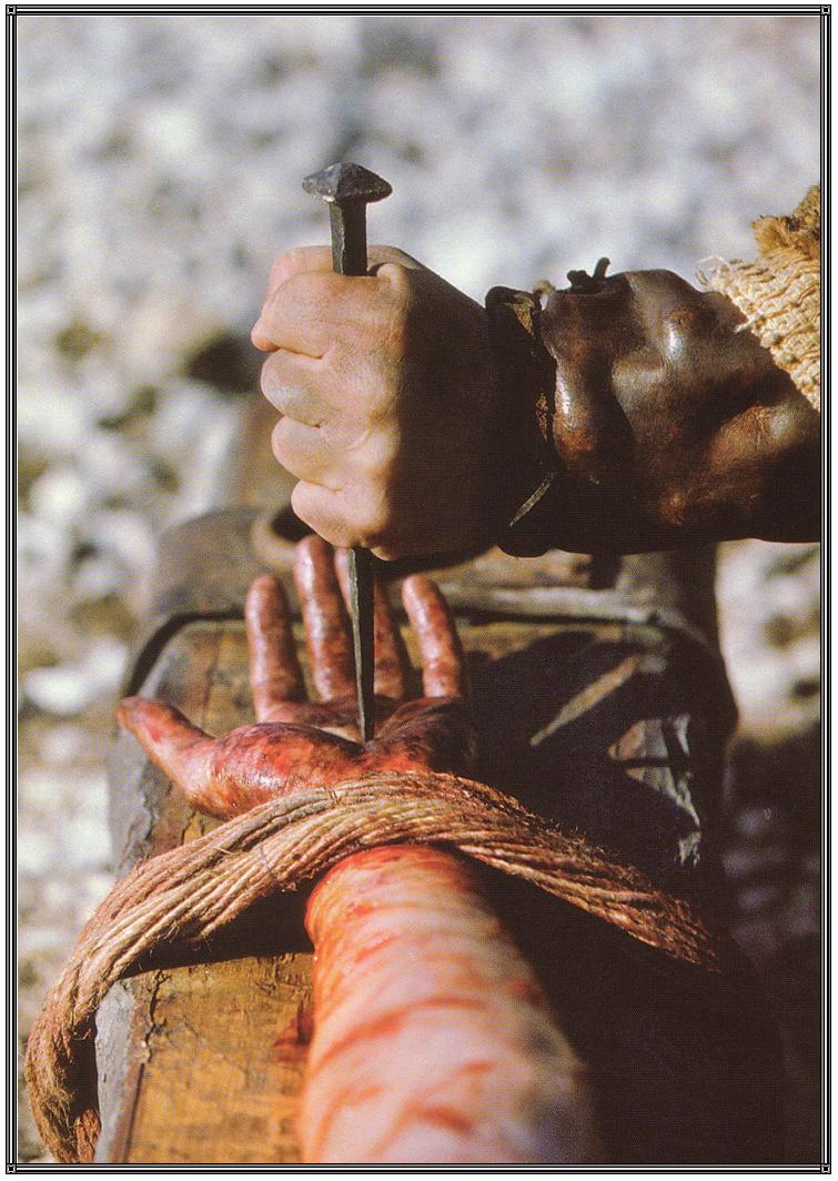 "From ""Passion of the Christ"" movie."