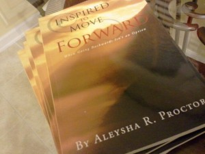 Inspired to Move Forward books