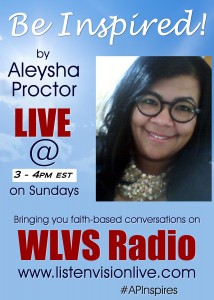 Aleysha on Air!