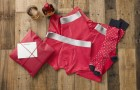 V-Day Shorts & Sock set