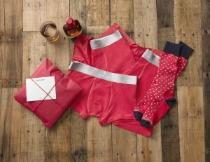 V-Day Boxer Shorts & Sock set