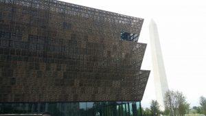 NMAAHC in Washington, DC